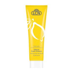 LCN Citrus Foot Cream